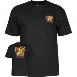 POWELL PERALTA, T-shirt cab street, Black