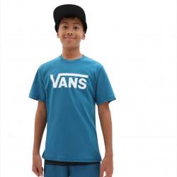 VANS, Vans classic boys, Moroccan blue/white