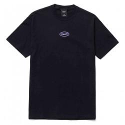 HUF, T-shirt her ss, Black