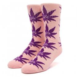 HUF, Socks, Green buddy strains pink