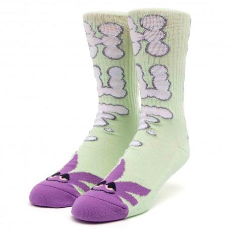 Socks n puff buddy - Mint