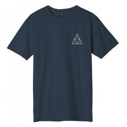 HUF, T-shirt essentials tt ss, Navy