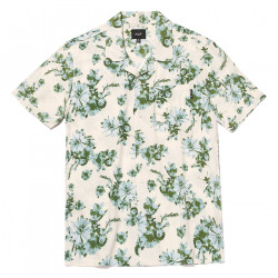 HUF, Chemise dazy ss resort, Unbleached