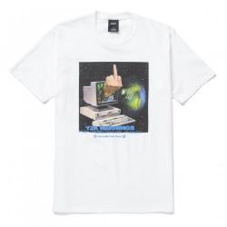 HUF, T-shirt y2k day ss, White