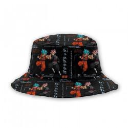 PRIMITIVE, Cap goku versus bucket, Black