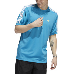 ADIDAS, Aeroready club jersey, Sonic aqua/white/signal green