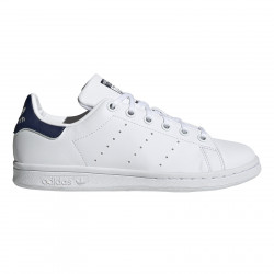 ADIDAS, Stan smith j, Ftwr white/ftwr white/dark blue