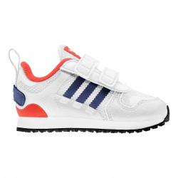 ADIDAS, Zx 700 hd cf i, Ftwr white/bold blue/solar red