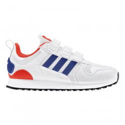 ADIDAS, Zx 700 hd cf c, Ftwr white/bold blue/solar red