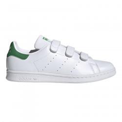 ADIDAS, Stan smith cf, Ftwr white/ftwr white/green