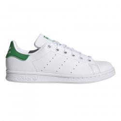 ADIDAS, Stan smith j, Ftwr white/ftwr white/green