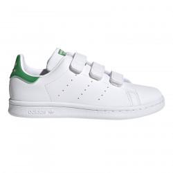 ADIDAS, Stan smith cf c, Ftwr white/ftwr white/green