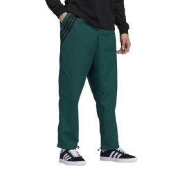 ADIDAS, Workshop pant, Collegiate green/black