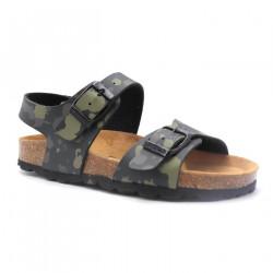 PASTELLE, Elroy, Camouflage kaki