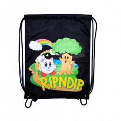 RIPNDIP, Nermby drawstring bag, Black