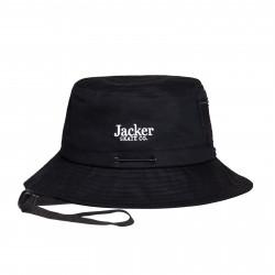 JACKER, Og logo fisherman, Black