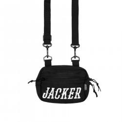 JACKER, Poh tiny bag, Black