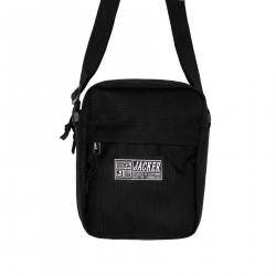JACKER, Poh shoulder bag, Black