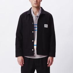 OBEY, Thurston jacket, Black