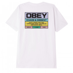 OBEY, Built to last, White