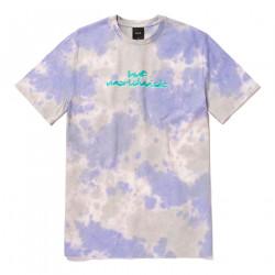 HUF, T-shirt chemistry ss, Violet