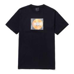 HUF, T-shirt mix box logo ss, Black