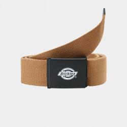 DICKIES, Orcutt webbing belt, Brown duck