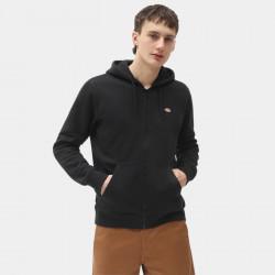 DICKIES, Oakport zip hoodie, Black
