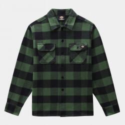 DICKIES, New sacramento shirt, Pine green