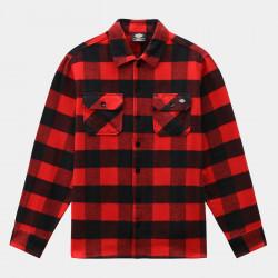 DICKIES, New sacramento shirt, Red