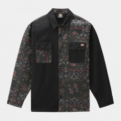 DICKIES, Reworked shirt, Black