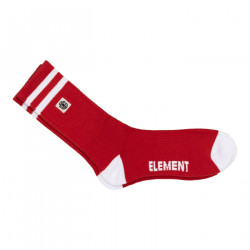 ELEMENT, Clearsight socks, Red clay