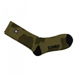 ELEMENT, Rampage socks, Army camo