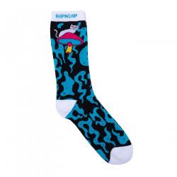 RIPNDIP, Psychedelic socks, Multi
