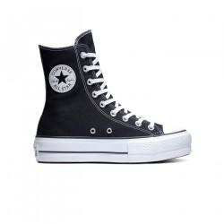 CONVERSE, Chuck taylor all star lift, Black/white/black