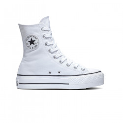 CONVERSE, Chuck taylor all star lift, White/white/white