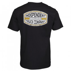 INDEPENDENT, Itc curb t-shirt, Black