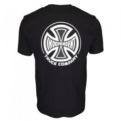 INDEPENDENT, B/c t-shirt, Black