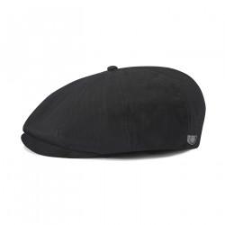 BRIXTON, Brood snap cap, Black