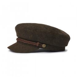 BRIXTON, Fiddler cap, Bison/brown