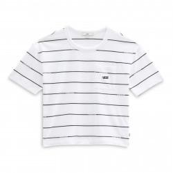 VANS, Otw stripe top, White