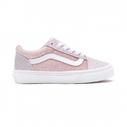 VANS, Old skooltonegltr)orch, (2-tone glitter) orchid ice/powder pink