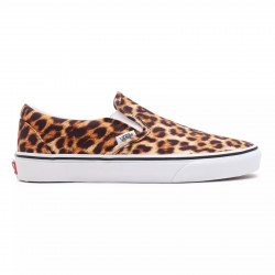 VANS, Classic slip-on, (leopard) black/truewhite