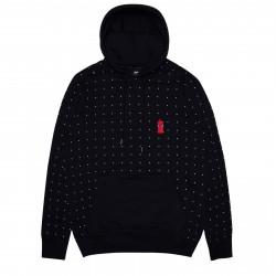 WRUNG, Dots hood, Black