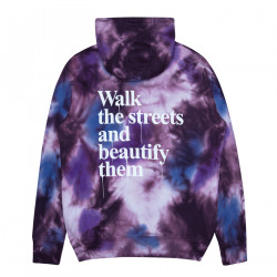 WRUNG, Walk2, Prune tie and dye