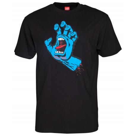 Screaming hand - Black