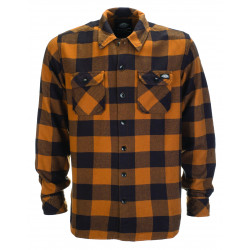 DICKIES, Sacramento shirt, Brown duck