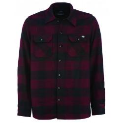 DICKIES, Sacramento shirt, Maroon
