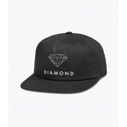DIAMOND, Futura sign unconstructed snbk, Black