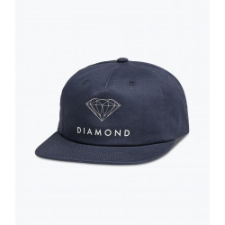 DIAMOND, Futura sign unconstructed snbk, Navy